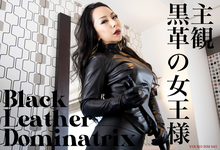 Black Leather Dominatrix