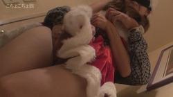 Real attacked pervert. Sensitive daughter natural Petite slender 29-year-old Aya Santa hen