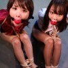 Haru Sakurano and Ako Higurashi - Secretaries in Double Bondage - Full Movie