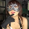 [Masked cosplay] × [Mr. Hoshizora] Slut like a saliva-covered tongue showing off Belong Veron MASK00010a
