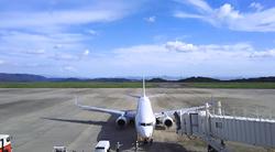 冈山→羽田