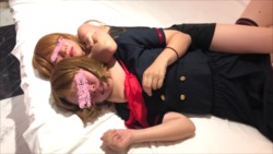 [Yabana walnuts convulsions fainting! Stunting series of beauty lily chan