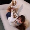 Rika Natsukawa - College Student in Bondage - Chapter 2