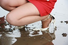 Wet&Messy Shoes画像集060