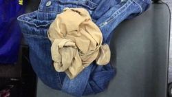 Personal belonging observation of child who came to photo session [pounding underwear fishing edition] FETK00642