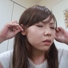 [Ear fetish video] Rin-chan rotor masturbation while cleaning her ears