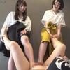 ■如果我试着问一个同学和Yu Nanami同学的两个女孩想要拥有自己的电动an和脚摔......