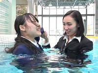 特別水泳補習(Wet Girls 10A1)