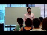 Miyajima Kenya teacher's lecture