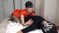 [All JAGAs! ] Sumire Kurokawa's tickling and tickling all 5!