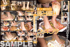 One whole ◎ Compete against an amateur girl !! Stepping cooking / Amateur OL Haruka-chan & female college student Hina-chan