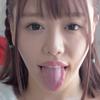 [Tongue Belofet] Popular actress Mao Hamasaki's tongue tongue, mouth observation & serious masturbation!
