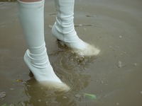 Wet&Messy Shoes画像集044