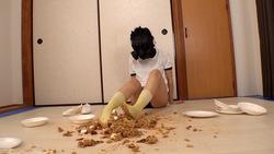 ♦ ️ [Crash # 43] 👻 HAPPY HALLOWEEN ハ ロ ウ ィ ン Halloween Special Edition White Top / Yellow Socks