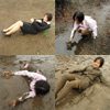 【写真集】屋外泥んこMESSY作品集4~泥だらけの宝探し&部活動~