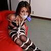 Photoset[#2141] Anri in Bondage