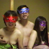 [Latest work] couple exchange party & swapping SEX performed in adult's circle