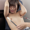 [Tickling] Tickling works by popular actress Rin Hoshisaki, carefully and gently! !