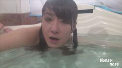 みかバスタブ水中シーン21