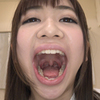 [Oral fetish] Manami Oura's manic oral observation and oral fetish play!