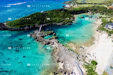 Sky imaging and Miyako Island / Ingar marine garden 2 M 3285