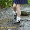 Wet & Messy Shoes Image Collection 036